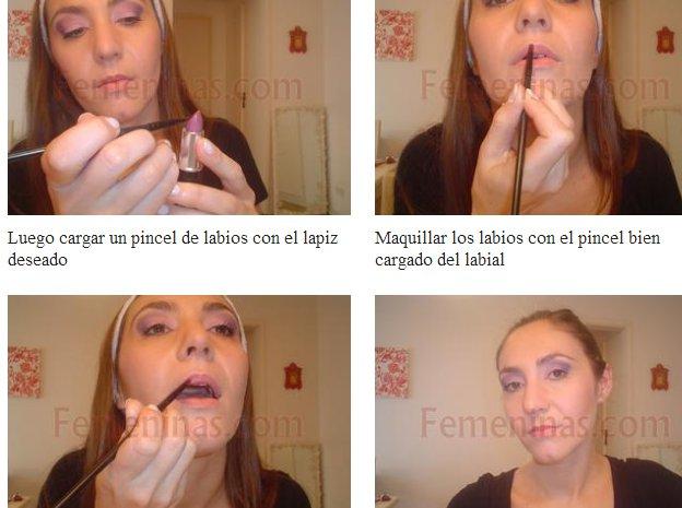 Como maquillarse paso a paso y correctamente - Como maquillarse paso a paso ...